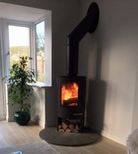 A Perfect Time for a New Hearth and New Stove