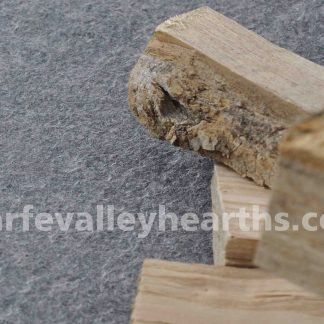 Flamed Granite Hearths for Stoves