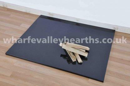 Rectangle -Polished Granite Hearth