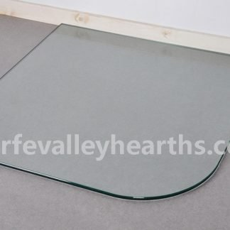 Standard Clear Glass Hearths