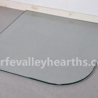 Standard Clear Glass Hearths